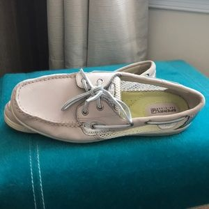 Sperry Topsiders, size 9.5, New